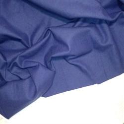 Фланель однотонная темно-синяя - фото 5535