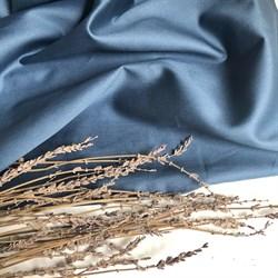 Сатин светлый джинс мерсеризованный - фото 6444