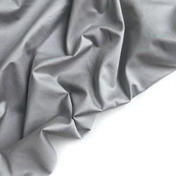 Сатин люкс светло-серый - фото 6473