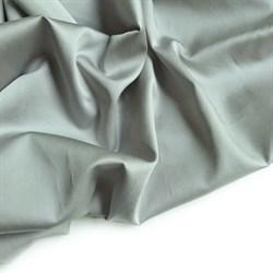 Тенсель с хлопком светло-серый - фото 6499