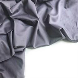 Мако-сатин Темно-серый - фото 6547