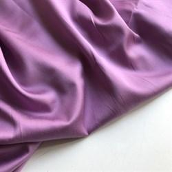 Тенсель с хлопком лиловый - фото 6569