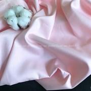 Сатин нежно-розовый