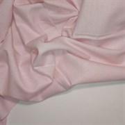 Фланель однотонная светло-розовая