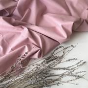 Поплин однотонный бежево-розовый