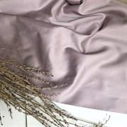 Сатин бледно-лиловый мерсеризованный