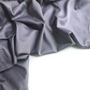 Мако-сатин Темно-серый